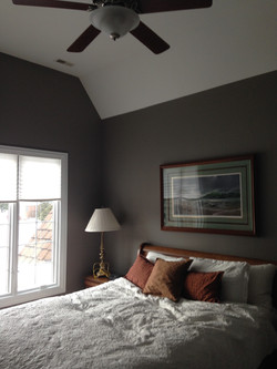 Complete Interior House Painting