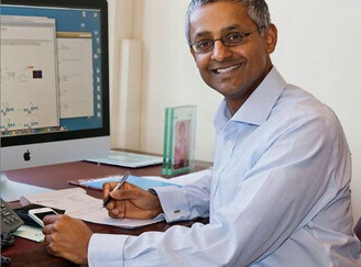 British-Indian professor knighted
