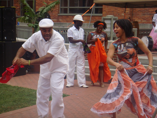 Cuba's Rumba Dance