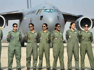 Supreme Court wants woman pilot to get permanent Commission