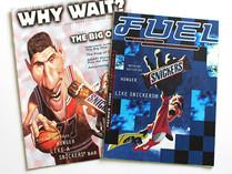 """Fuel"" Snickers Magazine"