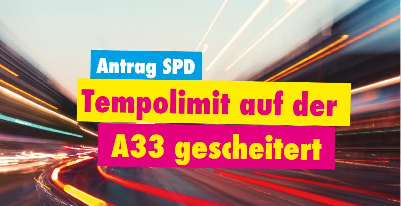 Schaufensterantrag der SPD gescheitert