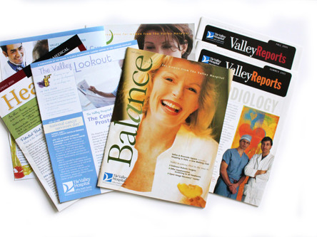 Assorted Newsletters