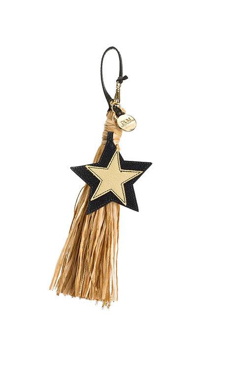 GADGET - TASSEL BAG CHARM- STAR