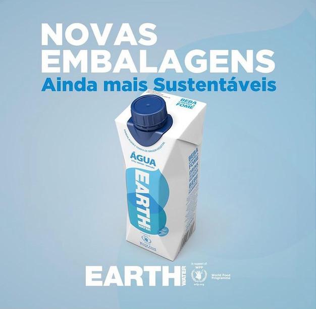Earth Water | Gestão de Redes Sociais