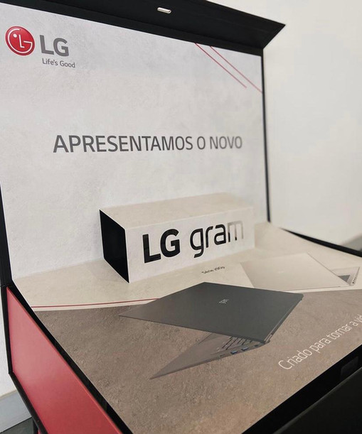 LG | Ação com jornalistas