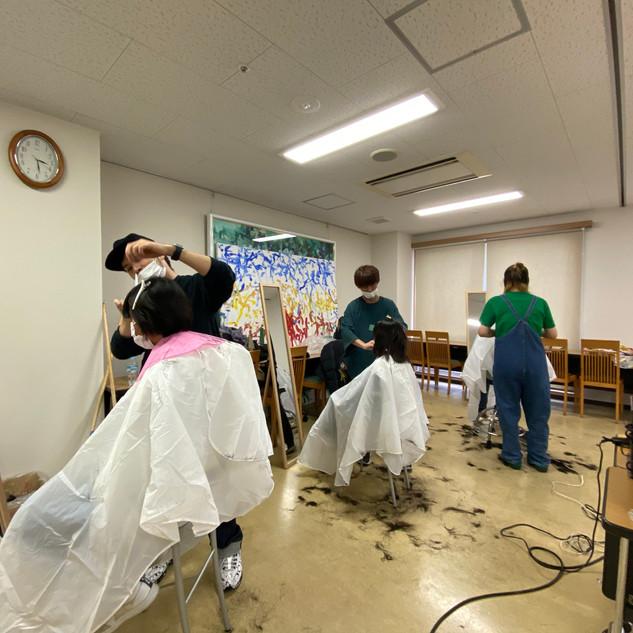 139thボランティアカット