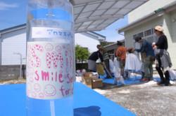 東日本大震災美容支援活動