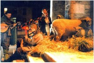 The Second Shepherd's Pagaent