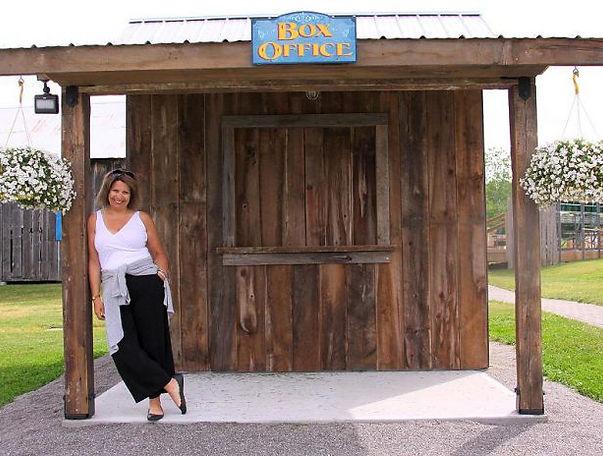 Kim Blackwell - at the Farm - 4th Line T