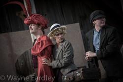 Mac Fyfe, Monica Dottor and Liam