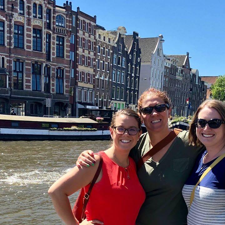 Sunbelt 2018 Amsterdam and Utrecht