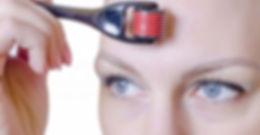 تقنية ديرما بن لعلاج مشاكل الوجه