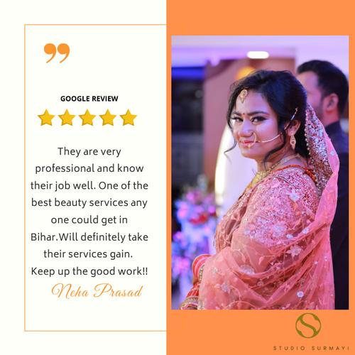 Neha- Studio-Surmayi-Bride-client testimonial