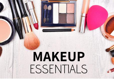 The Seven Beginner Make-Up Essentials