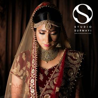 Studio Surmayi Bride_ Vyomika