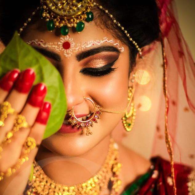 Studio Surmayi Bengali Bride
