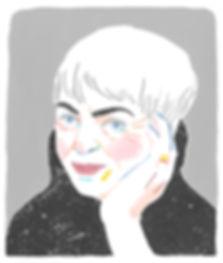 Ursula le Guin - Rebecca Clarke.jpg