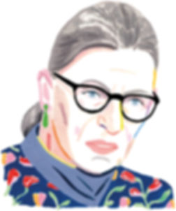 Ruth Bader Ginsburg - Amherst - Rebecca