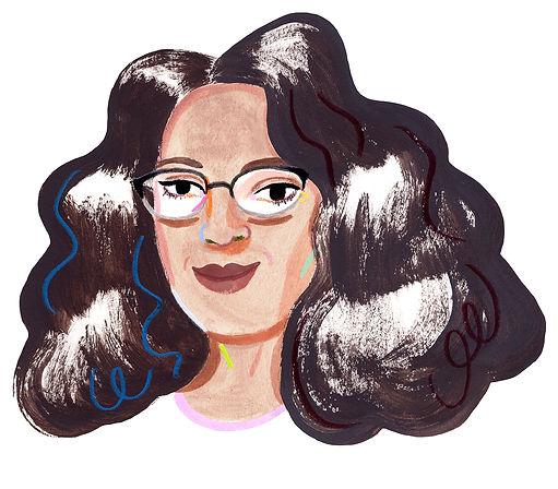 big hair -Warby Parker- Rebecca Clarke.j