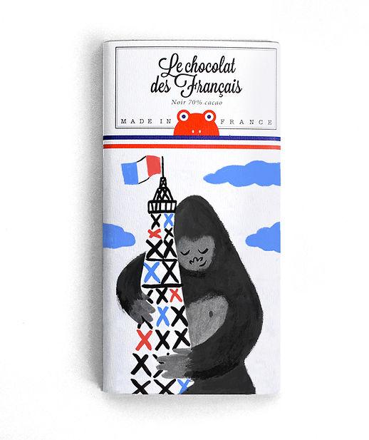 Le Chocolat des Francais - King Kong.jpg
