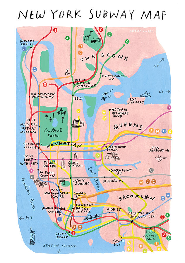 Sonder NYC Subway Map Final- Rebecca Cla