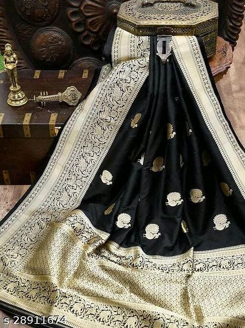 Litchi Silk Saree