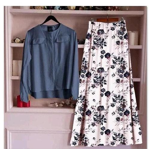 VRS  Designer Skirt & Top 11
