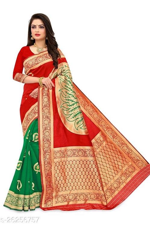 Alisha Silk Saree