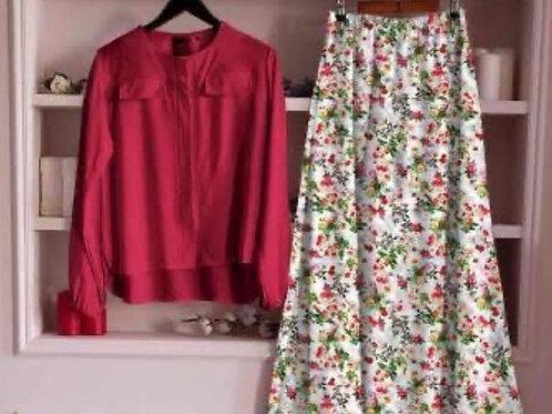 VRS Designer Skirt &Top 10