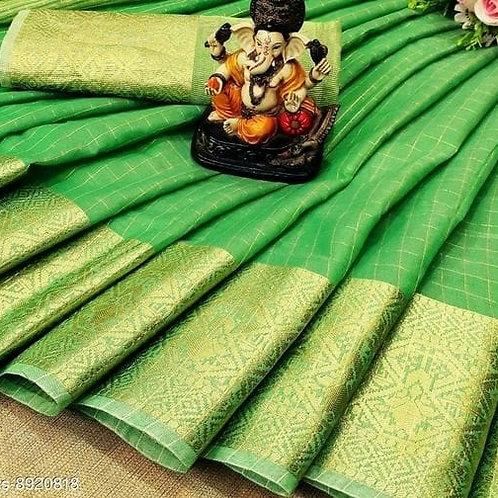 Maniyar Cotton Silk Saree