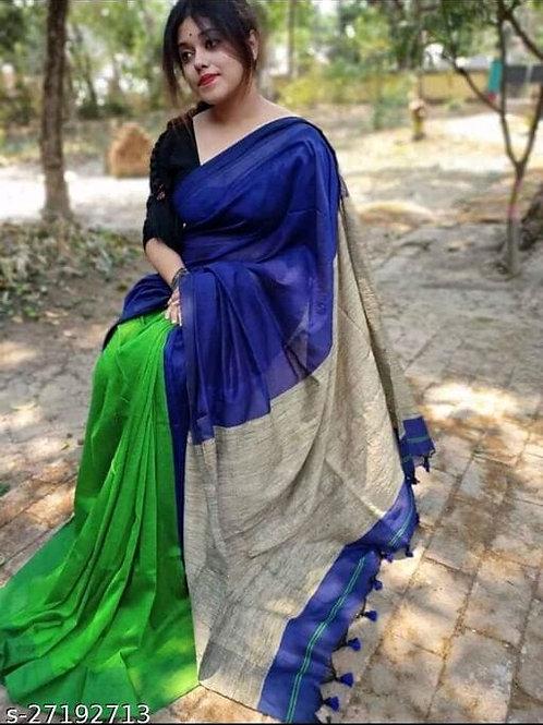 Alisha Handloom Saree