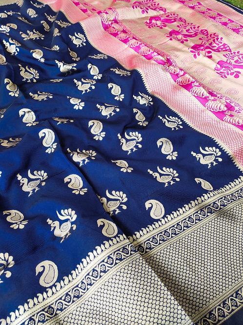 KFS Paithani Silk Saree 01