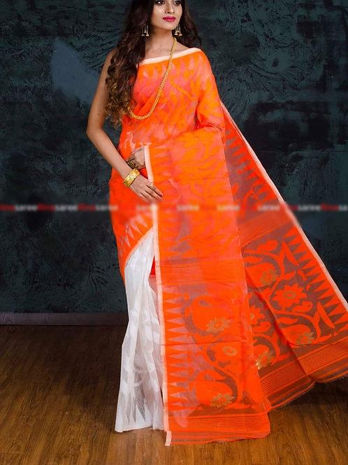 IK Padma Dhakai Saree  04
