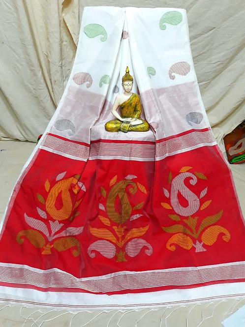 SMB Kalka Handloom saree  04