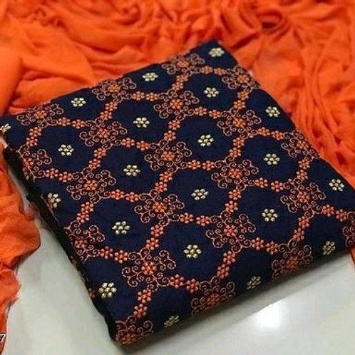 KFS Cotton Handwork Suit 01