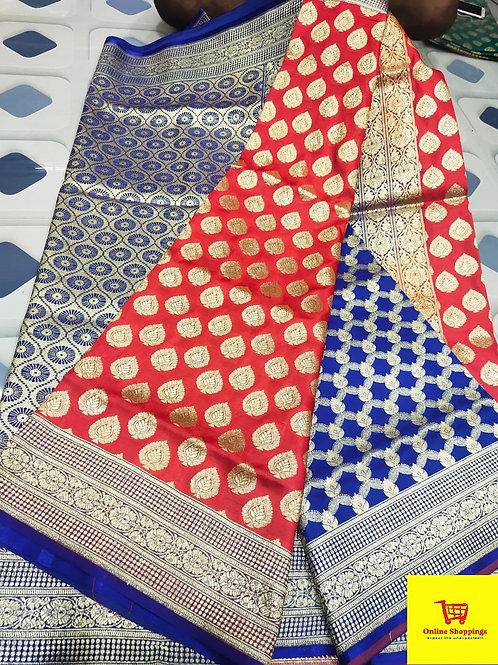 IK Gorgeous Banarasi Saree 16