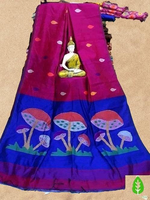 Banita Handloom Saree