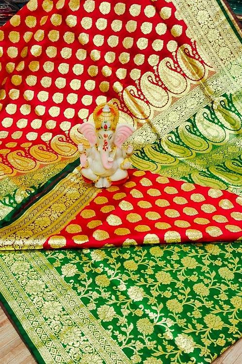 IK Gorgeous BanarasiSaree 01