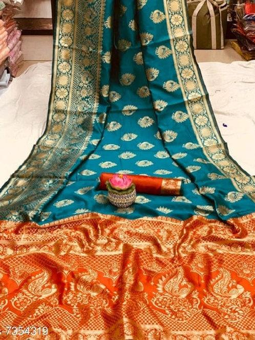 Aakarsha Silk Saree