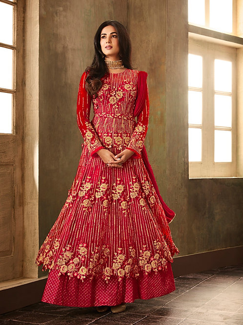 KFS Embroidery Jari Work Suits 01