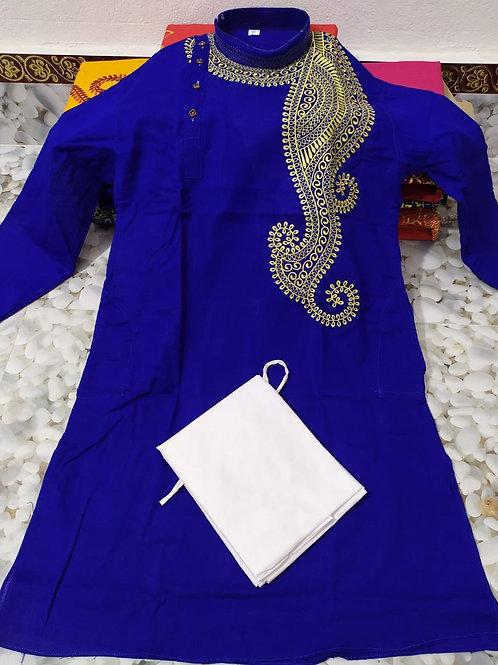 MK Babumosai Punjabi Blue