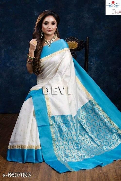 Designer Devi Silk Saree