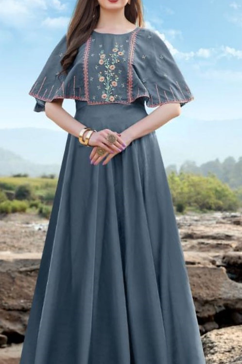 KFS Belleza Long Gown 03