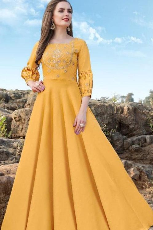 KFS Belleza Long Gown 01