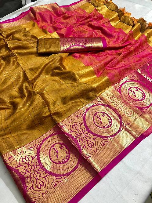 KFS Kaveri Silk Saree 01
