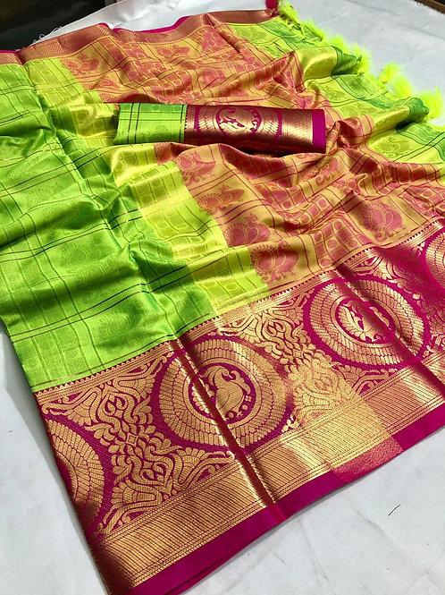 KFS Kaveri Silk Saree 03