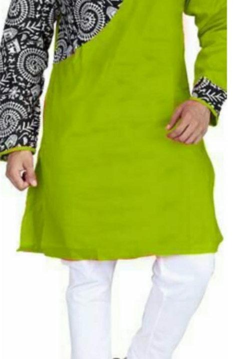 UB Designer Punjabi Green