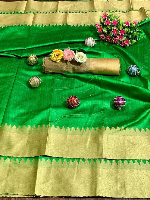 KFS Bhagalpuri Silk Saree 04