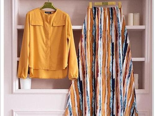 VRS Designer Skirt & Top 06